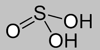 Class_12_Group_16_Chemical_Properties_Structure_Of_Sulphurous_Acid